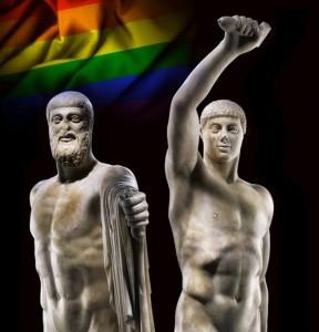 Aristogeiton and Harmodius