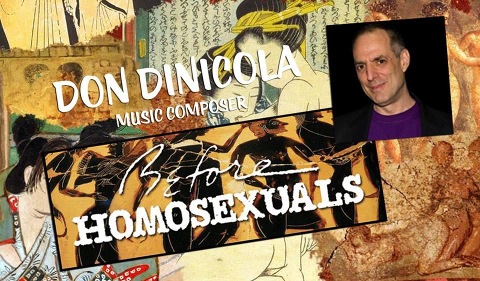 Don DiNicola as Original Music Composer